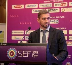 Наша нагорода на Форумі SEF-2019
