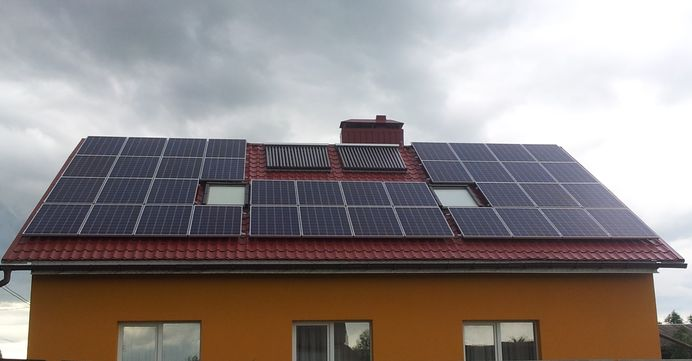 Приватна СЕС 10 кВт