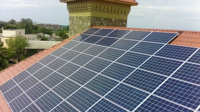 Private SPP 20 kW